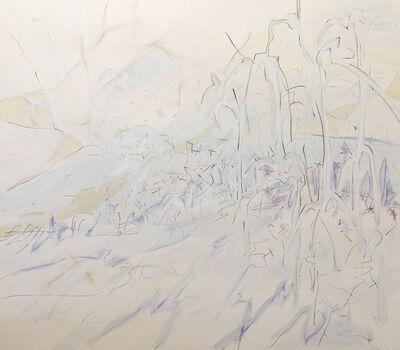Janaina Tschäpe, 'Winter Painting III', 2020