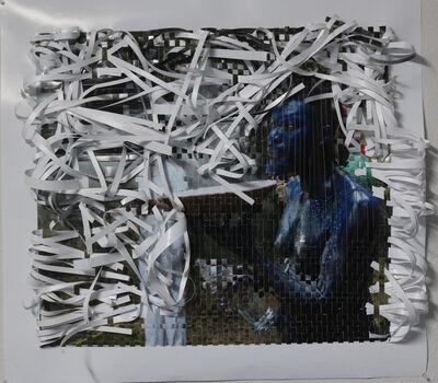 Olaniyi R. Akindiya (AKIRASH), 'Jakan- Weaved #11', 2019