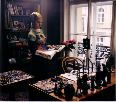 Lisl Ponger, 'Die Beute', 2006