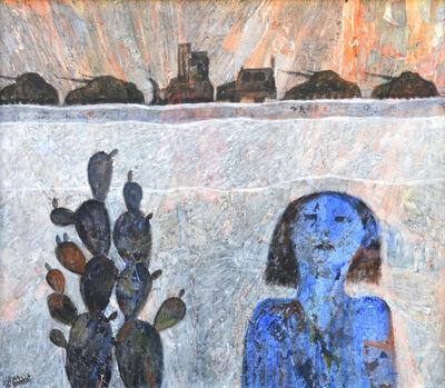 Tayseer Barakat, 'No Entry', 2019