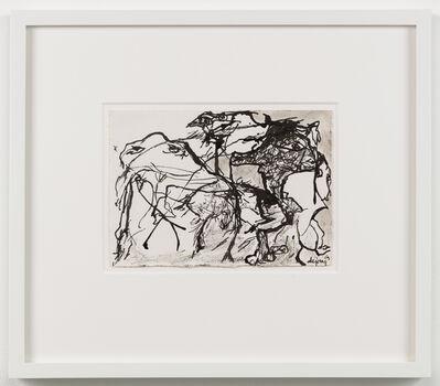 Jacqueline de Jong, 'Untitled', 1963