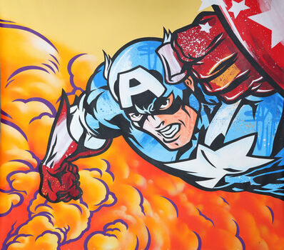 SEEN, 'Captain America', 2017