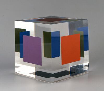 Jesús Rafael Soto, 'MINI CUBE', 1996