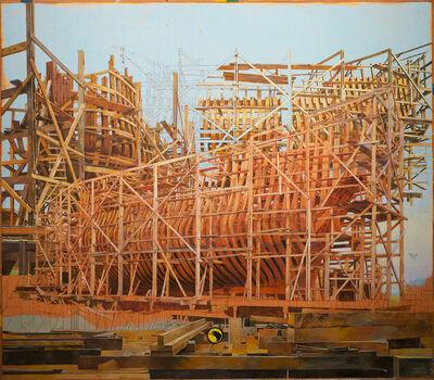 Joseph McNamara, 'Bonnie Ship the Blackhawk', 1999-2019