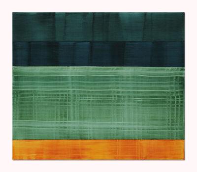 Ricardo Mazal, 'Composition in Greens 5', 2014