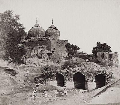 Felice Beato, 'Indian Mosque', 1858