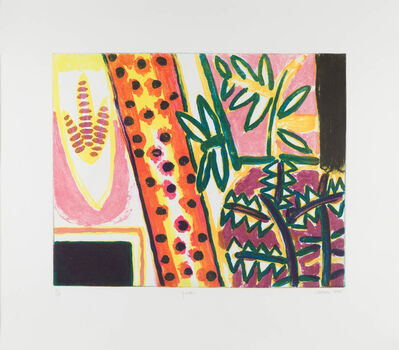 William Crozier, 'Garden', 1988