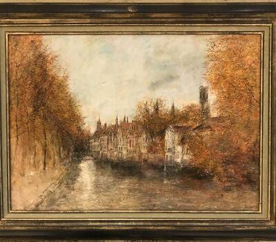 Bernard GANTNER, 'Bruges', 1997