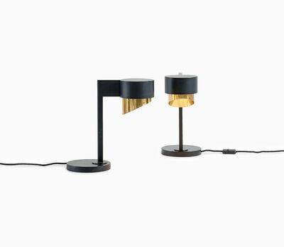 Alvar Aalto, 'Pair of table lamps', ca. 1972