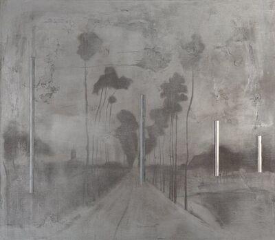Daniel Senise, 'Hobbema', 1998