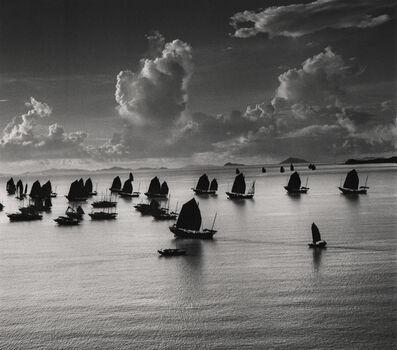 Werner Bischof, 'Harbour of Kowloon, Hong Kong', 1952