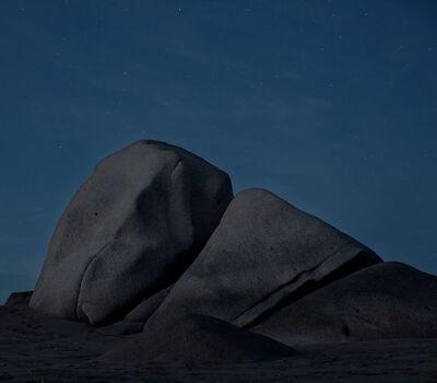 Mara Sánchez-Renero, 'El Cimarrón y su fandango: Stones', 2014