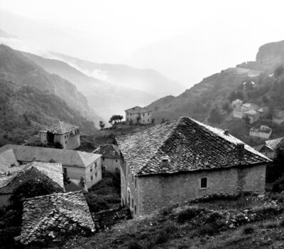 Neil Folberg, 'Village of Galicnik', 1971