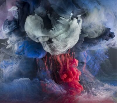 Kim Keever, 'Abstract 6196', 2013