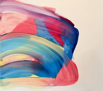 Andrea Belag, 'This Is Not A Color Field Painting', 2018