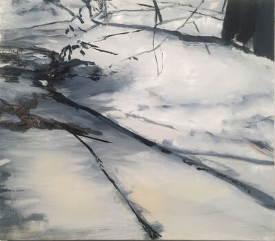 Shirley Irons, 'Shadows in Snow', 2019