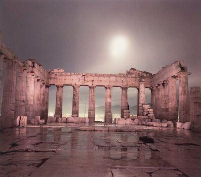 Richard Misrach, 'Parthenon Interior', 1979