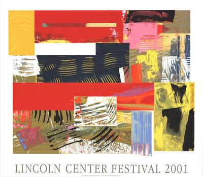 Sam Gilliam, 'Lincoln Center Festival', 2001