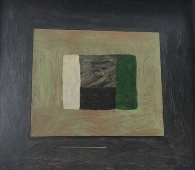 Breon O'Casey, 'Between White and Green ', 2008