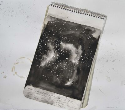 Thomas Broadbent, 'Nebula Drawing', 2010