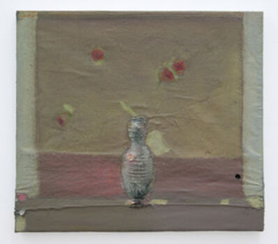 Merlin James, 'Poppies', 2012-2013
