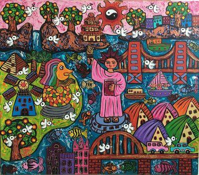 Erica Hestu Wahyuni, 'Beautiful Wolrd', 2013