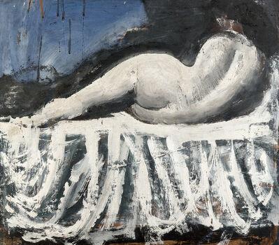 Mario Sironi, 'Nudo di donna'