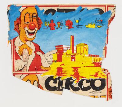 David Wojnarowicz, 'Circo: Cordoba Nuclear Plant', 1984