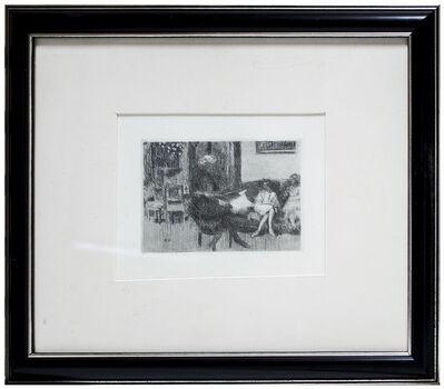 Édouard Vuillard, 'Le Divan'