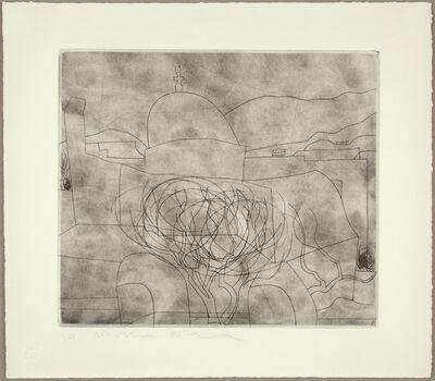 Ben Nicholson, 'storm over Paros', 1967
