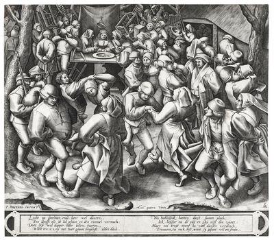 Pieter Bruegel the Elder, 'The Peasant Wedding Dance  ', After 1570