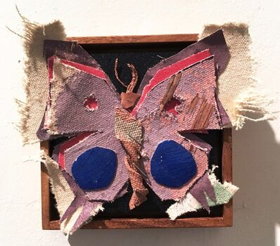 James Gortner, 'Butterfly 6', 2018