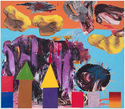 Jannis Varelas, 'Dessert City', 2018