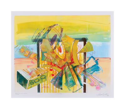 Edward Beckett, 'Takemitsu Spirit Garden- Horizon', 2015
