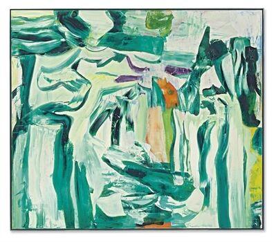 Willem de Kooning, 'Untitled V'