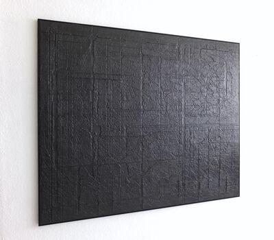Anne-Sophie Øgaard, 'Black Conjunction 030.017',  2017