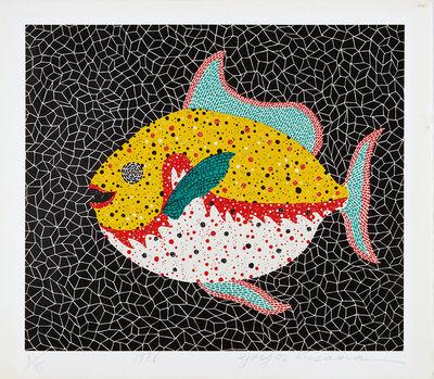 Yayoi Kusama, 'Fish', 1986