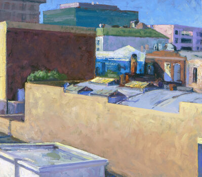 Joe Forkan, 'Standing Water, Bush Street, Santa Ana', 2015