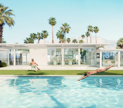 Dean West, 'Palm Springs #4', 2018