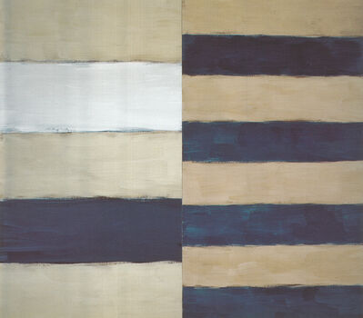 Sean Scully, 'Between two lights', 1999