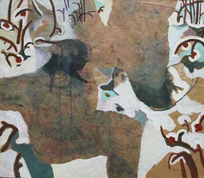 Rita Khachaturyan, 'Raspberry Garden', 2015