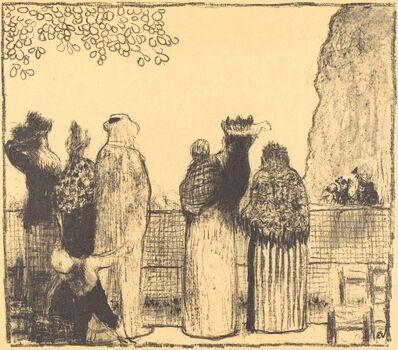 Édouard Vuillard, 'The Tuileries (Les Tuileries)', Published 1895