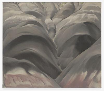 Georgia O'Keeffe, 'Black Place I', 1944