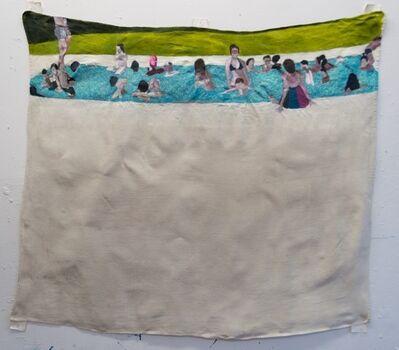 Melora Griffis, 'piscine d'ete', 2017