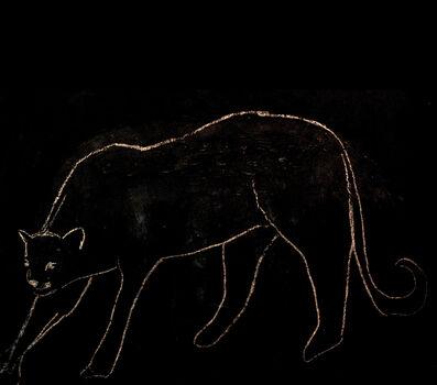 Vija Doks, 'Mountain Cat', 2014