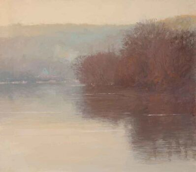 Nicholas Verrall, 'The Seine Early Morning', 2018