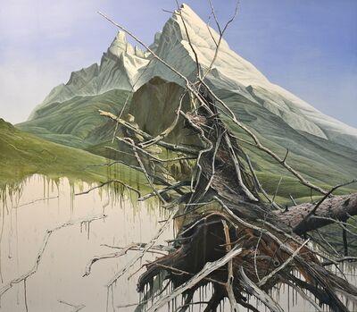 Helge Hommes, 'Der Watzmann (from the series Mountains)', 2017