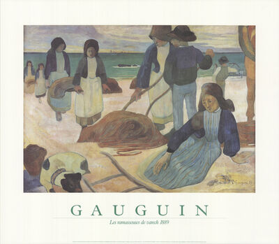 Paul Gauguin, 'The Seaweed Harvesters', 1988