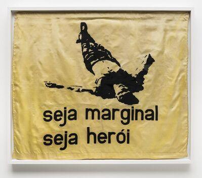 Hélio Oiticica, 'Seja Marginal Seja Herói', 1986
