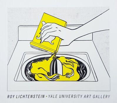 Roy Lichtenstein, 'Yale University Art Gallery (Washing Machine)', 1991